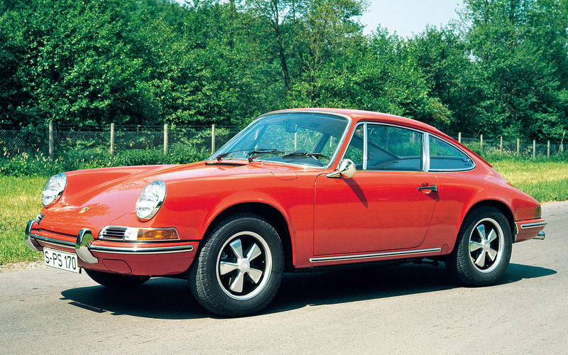 Porsche 911T (1966)