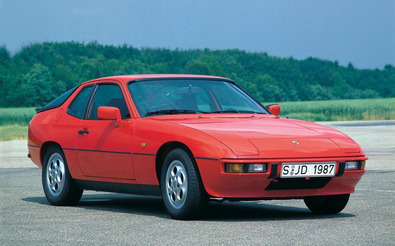 Porsche 924S (1986)