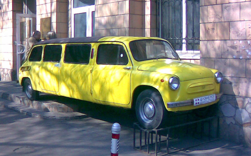 Zaporozhets 965