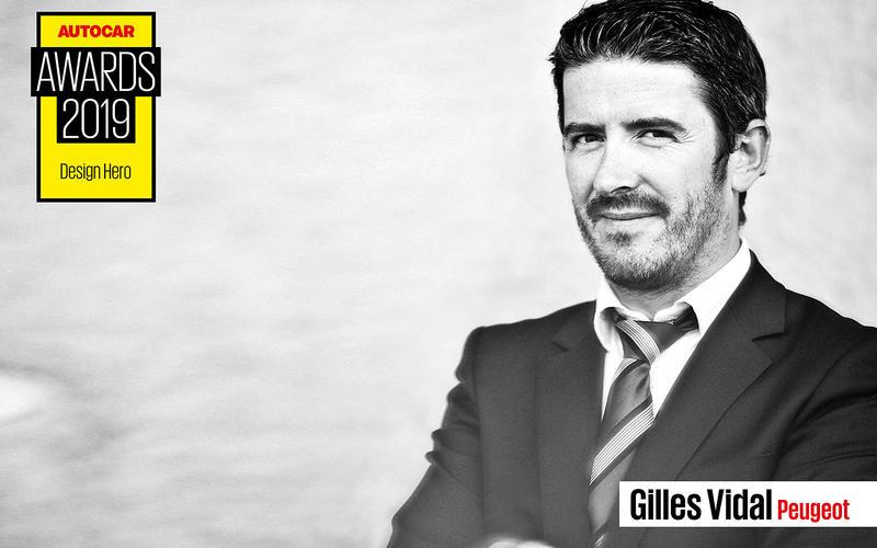 DESIGN HERO: Gilles Vidal – Peugeot