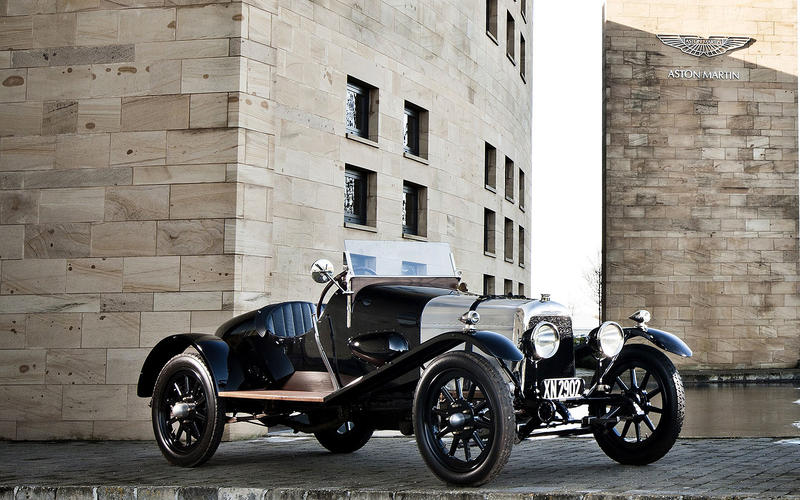 Aston Martin: Coal Scuttle (1915)