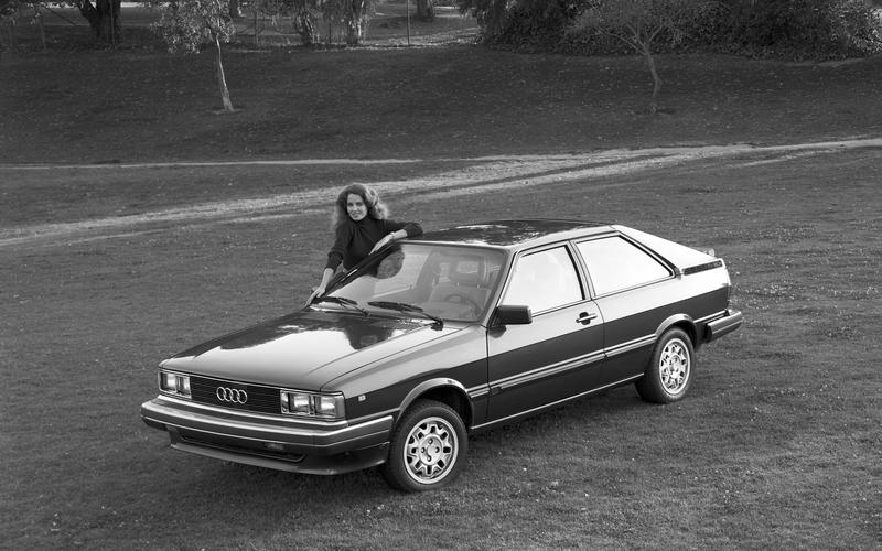 Audi Coupe GT (1980)