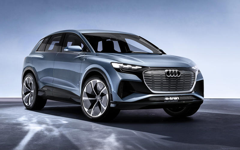 25: Audi Q4 e-tron