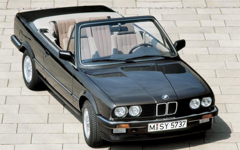 BMW 3 Series Convertible (523,446)