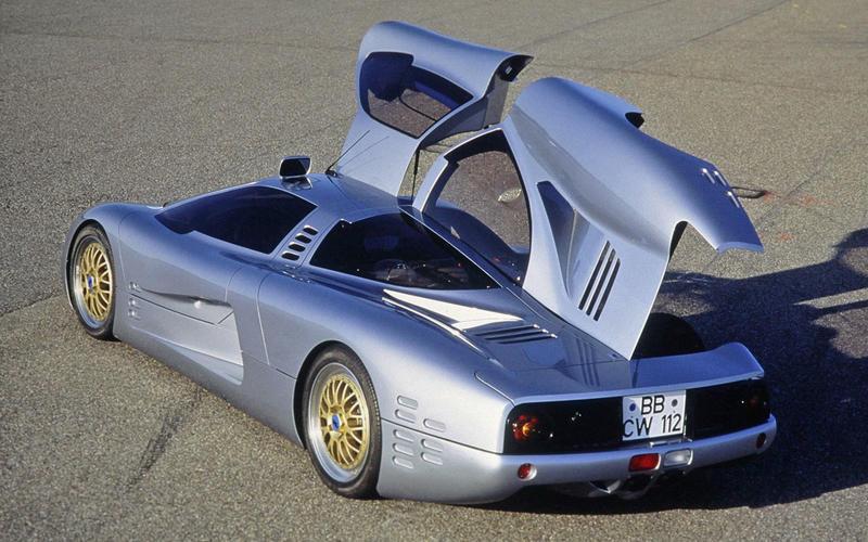 Isdera Commendatore 112i (1993)