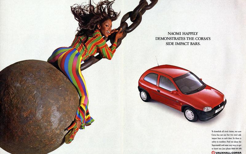 Vauxhall Corsa (1993)