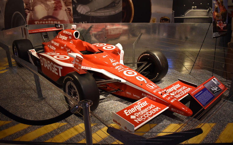 Dallara-Honda IR-05 IndyCar (2008)