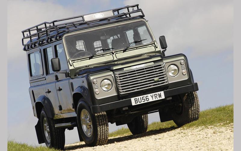 Land Rover Defender (1990)