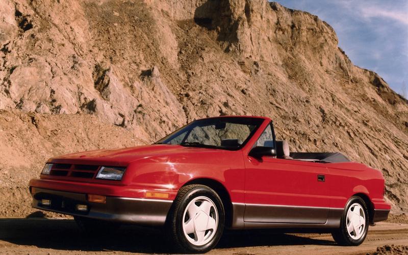Dodge Shadow (1991)