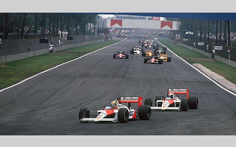 F1 domination (1988)