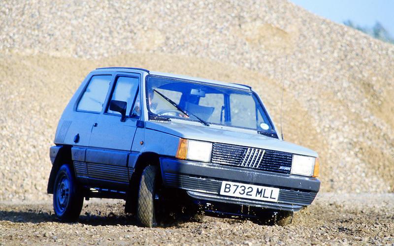 FIAT PANDA 4x4 1983-2003