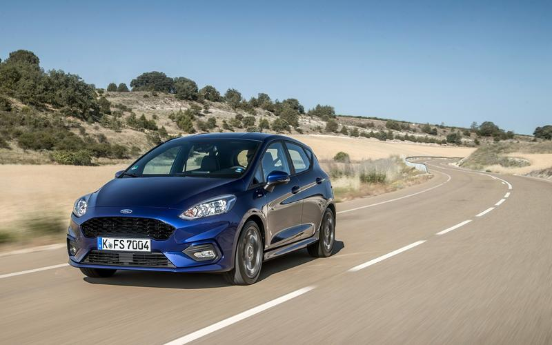 1: Ford Fiesta (77,833 sold)