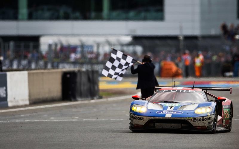 Ford retires again