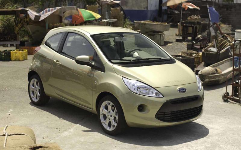 Ford Ka (Quantum of Solace, 2008)
