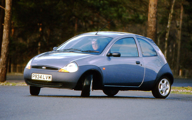 Ford Kent: 1959-2002 (43 years)