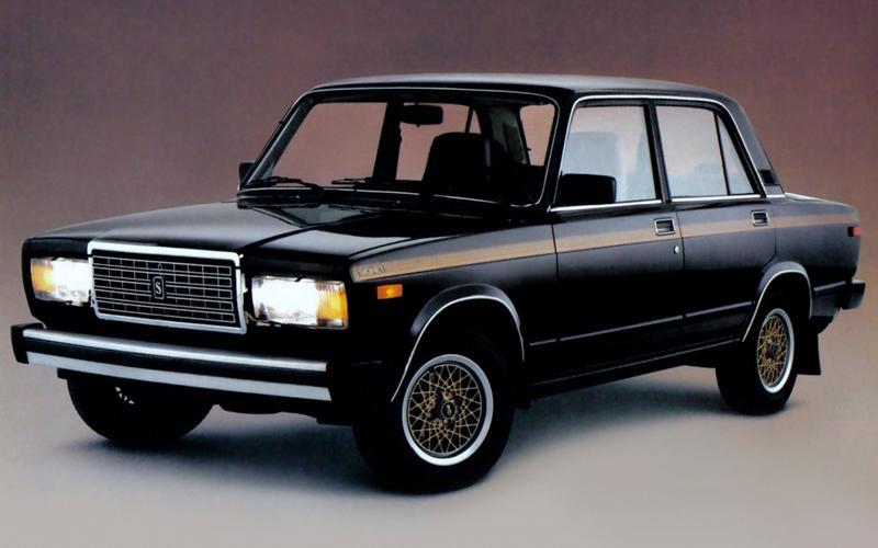 Lada tries Canada (1979-1998)