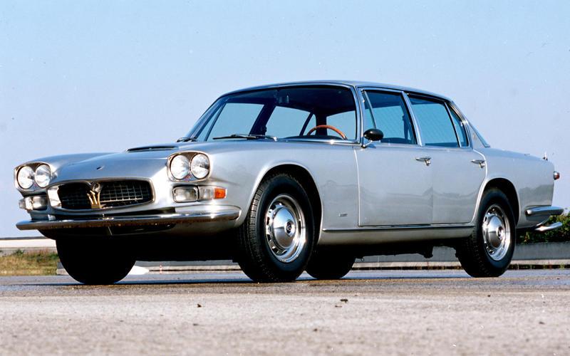 Maserati Tipo 107