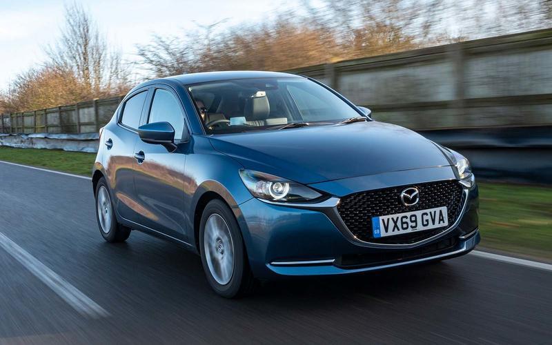 Mazda 2 – £16,240
