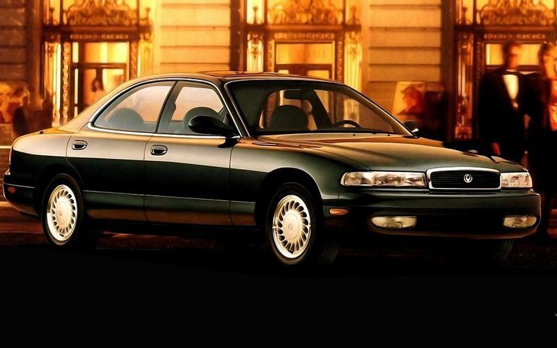 Mazda 929 (1991)
