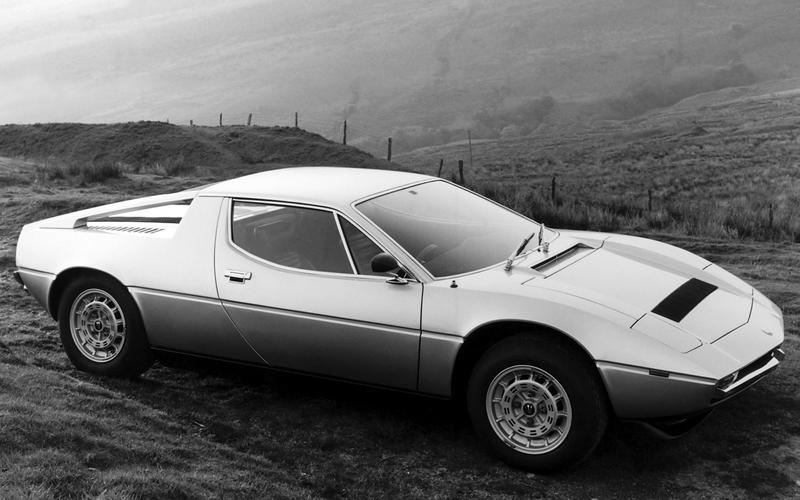 Maserati Merak (1972)