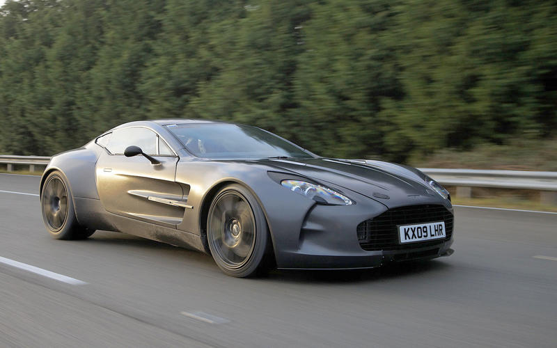 Aston Martin One-77 (2011)