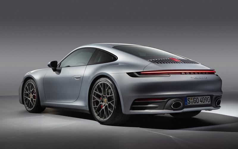 Porsche – 911, 1963-present: 1.05 million