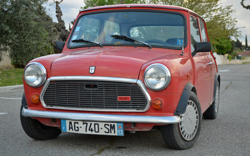 Streamlining the Mini (1980s and beyond)