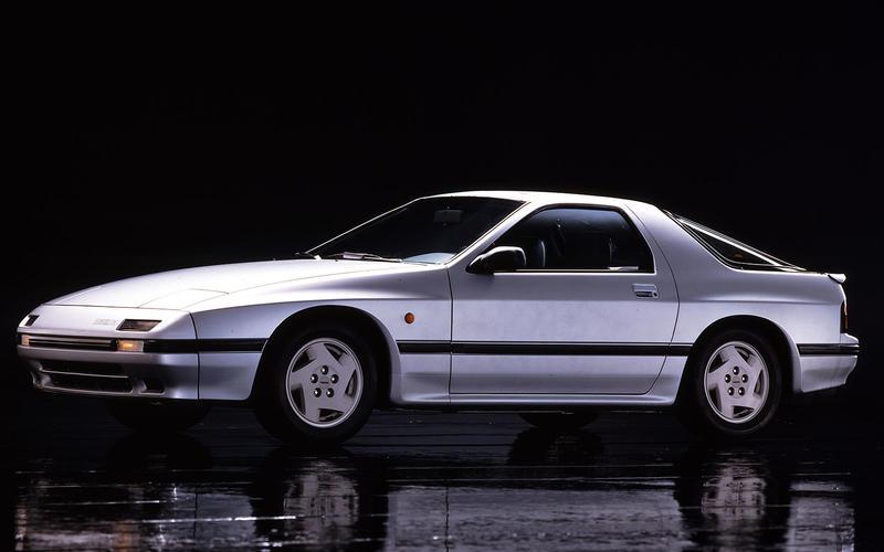 Mazda RX-7 Mk2 (1986)