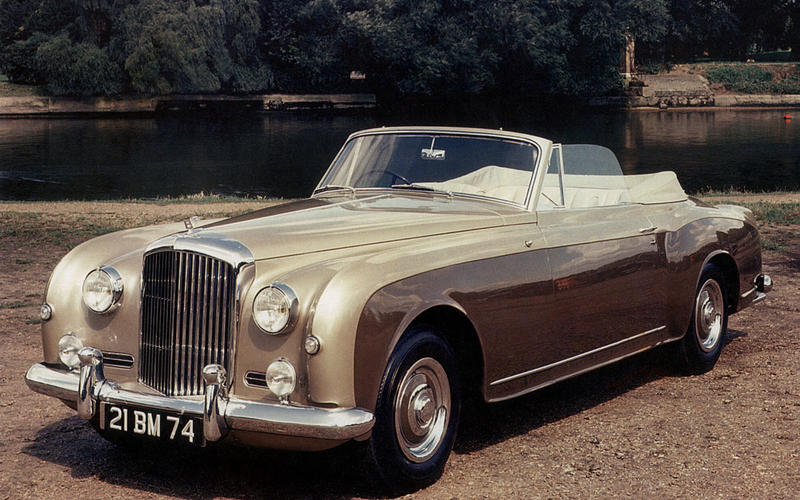 Bentley S-Series Continental (1955)