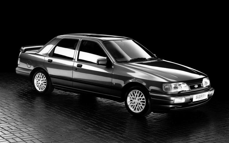 Ford Sierra Sapphire RS Cosworth (1988)