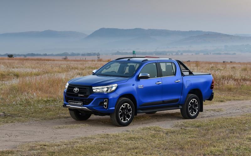 20: Australia, Toyota Hilux – 47,649