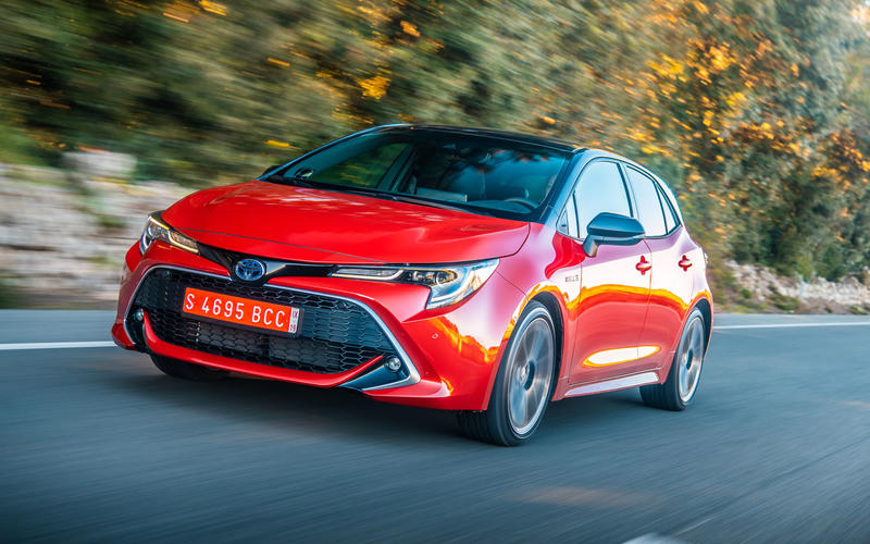 1: Toyota Corolla – 1,482,932
