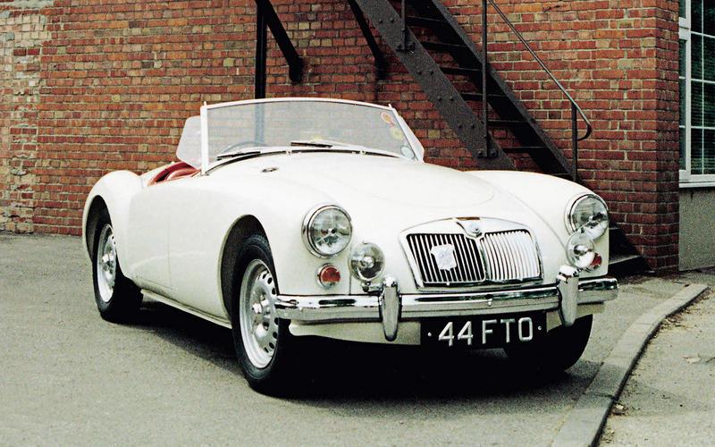 MGA Twin-Cam (1958)