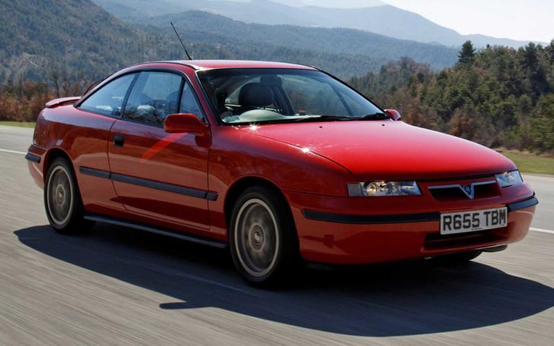 Vauxhall Calibra – from £1000