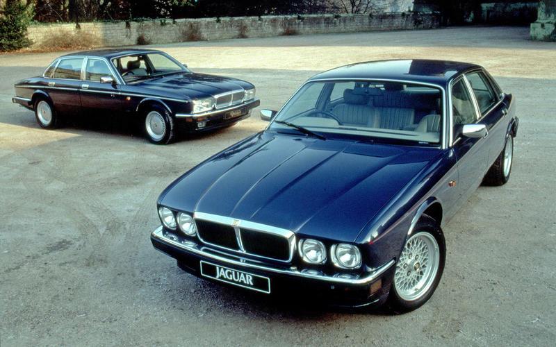 Jaguar XJ40 V12 (1993)
