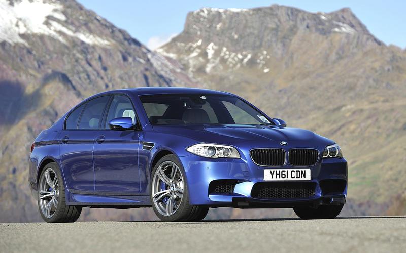 BMW M5 (F10) - 2011