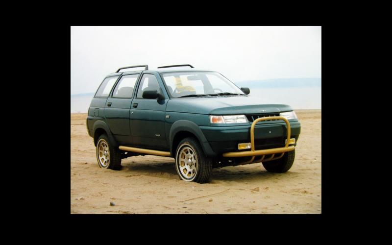 Lada 111 Tarzan-2 (1999)