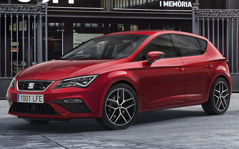 Spain: SEAT Leon – 34,764 vehicles sold