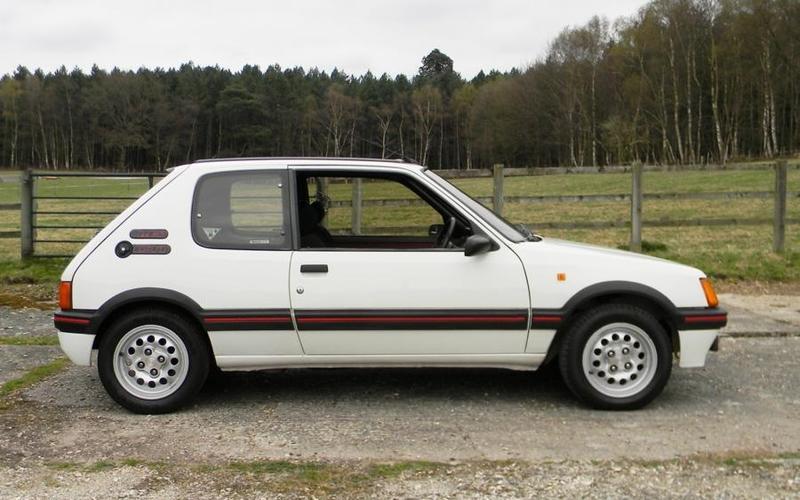 Peugeot 205 GTi 1.6 (1984)