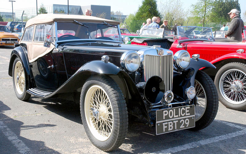 60: MG TC (Britain)