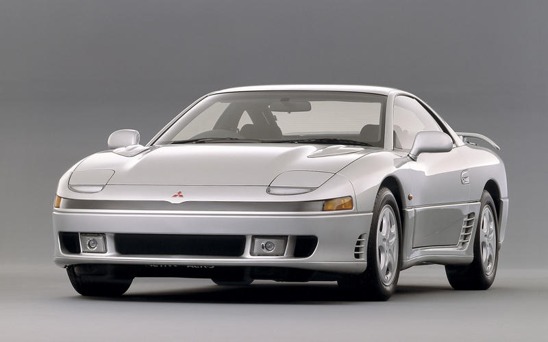 Mitsubishi 3000GT (1991) – 3 models