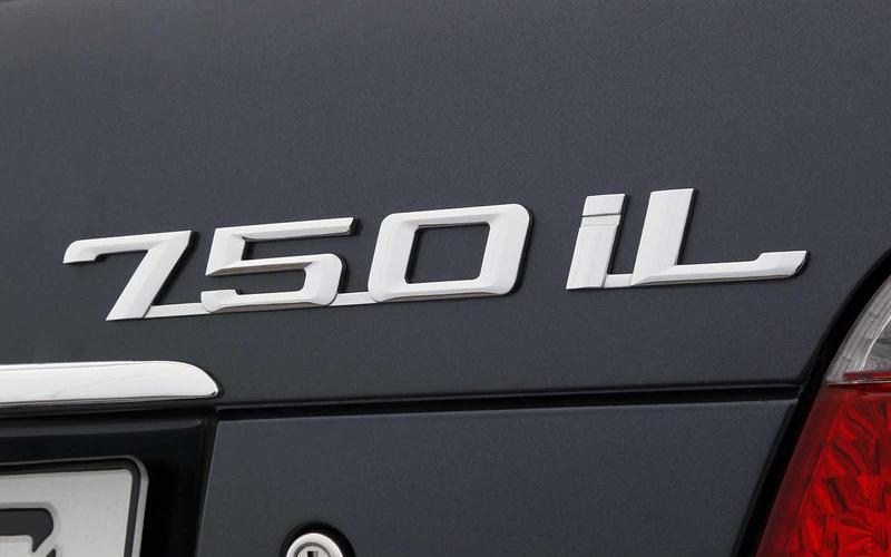BMW 7 Series (The Transporter, 2002)