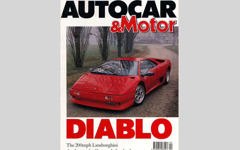 After the Countach