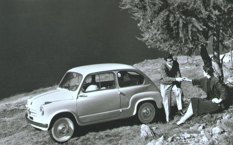 Fiat 100 Series: 1955-2001 (46 years)