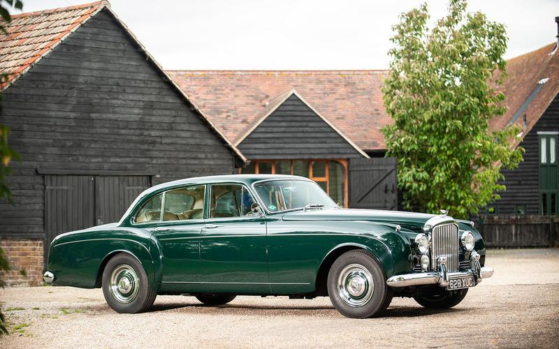 Bentley Flying Spur (1957)