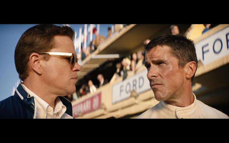 Ford v Ferrari: the movie