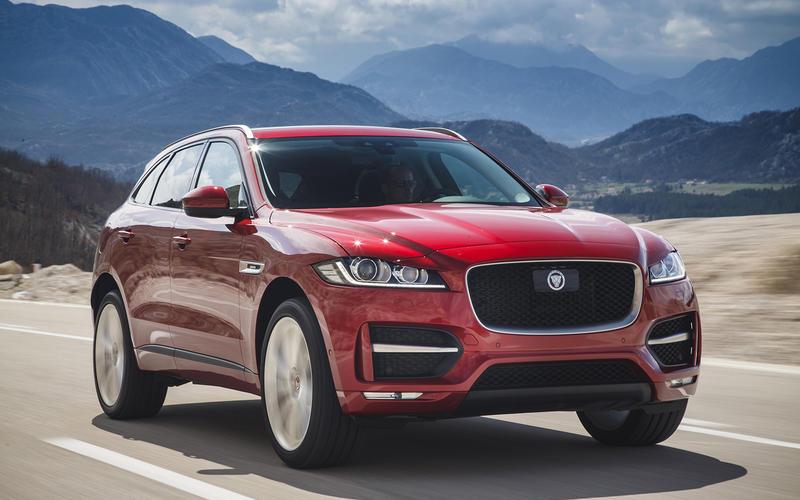 Jaguar: F-Pace