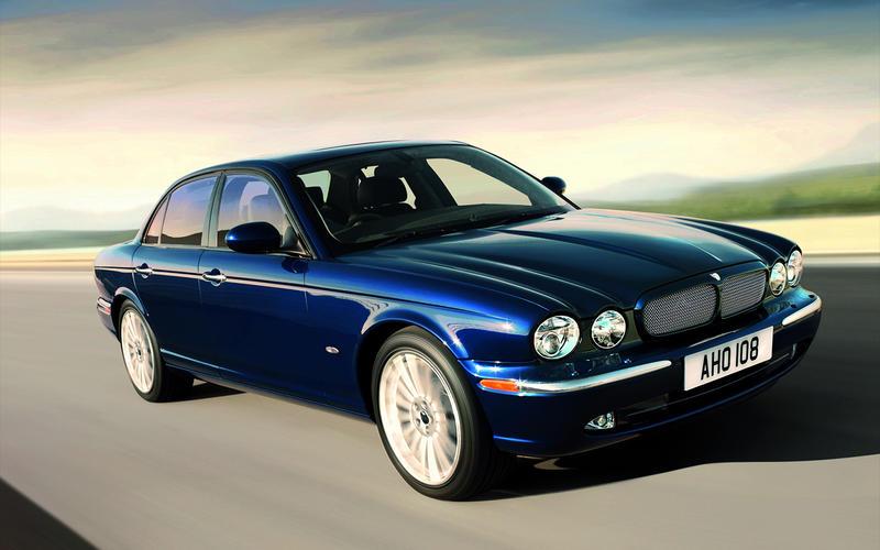 Jaguar – XJ, 1968-present: 1 million