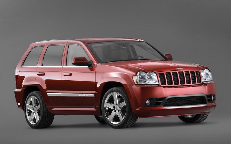 Grand Cherokee SRT8 (2006)