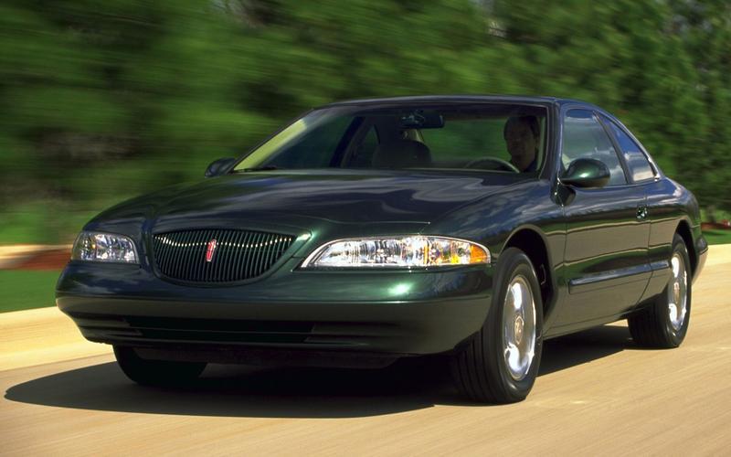 Lincoln Mark VIII (1992)